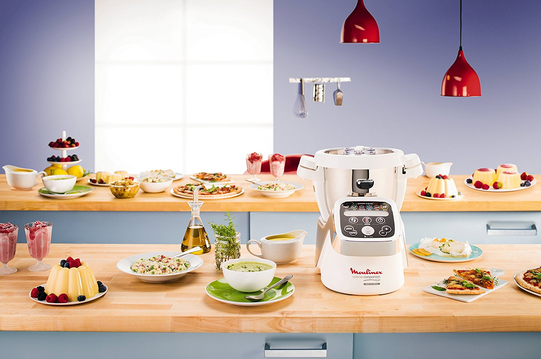 Moulinex Robot da Cucina alternativa al Bimby   Multi Store Casa