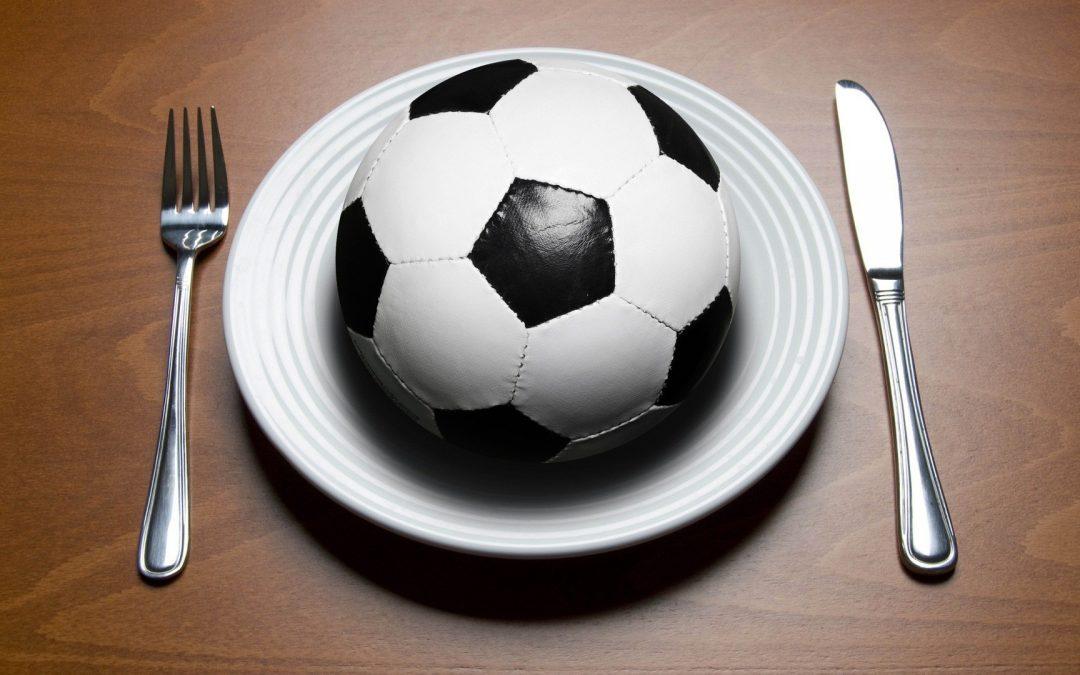 Alimentazione del calciatore